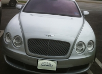 Bentley Flying Spur (Silver)