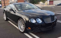 Bentley Super Sport Coupe