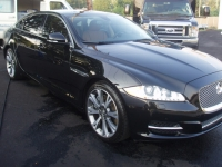 Jaguar XJL Supercharged - Car Detail