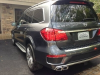 Mercedes-Benz GL 63 AMG - Car Detail