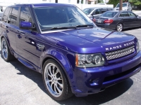Range Rover Supercharged Sport - Car Detail