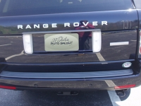 Range Rover Supercharged - Car Detail